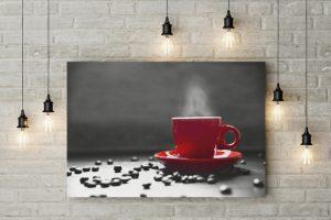 Tablou canvas Morning Coffee
