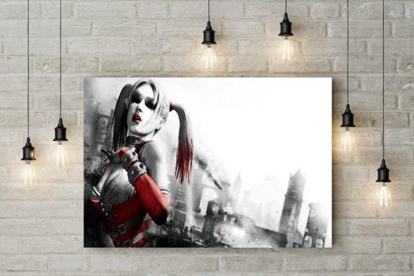 Tablou canvas Rebel Girl