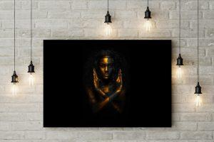Tablou canvas Egiptian Girl