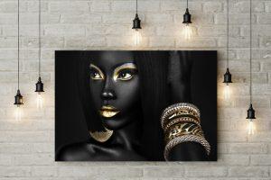 Tablou canvas Egiptian Gold Girl