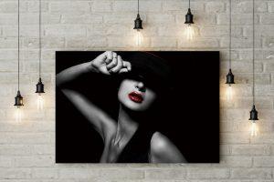 Tablou canvas Abstract Girl