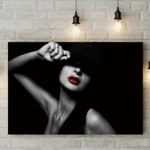 Tablou canvas Abstract Girl