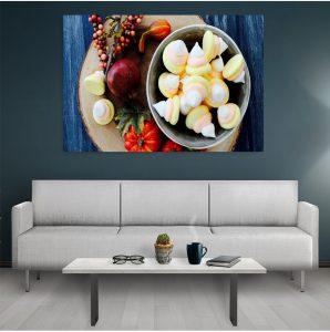 Tablou canvas Marshmallows