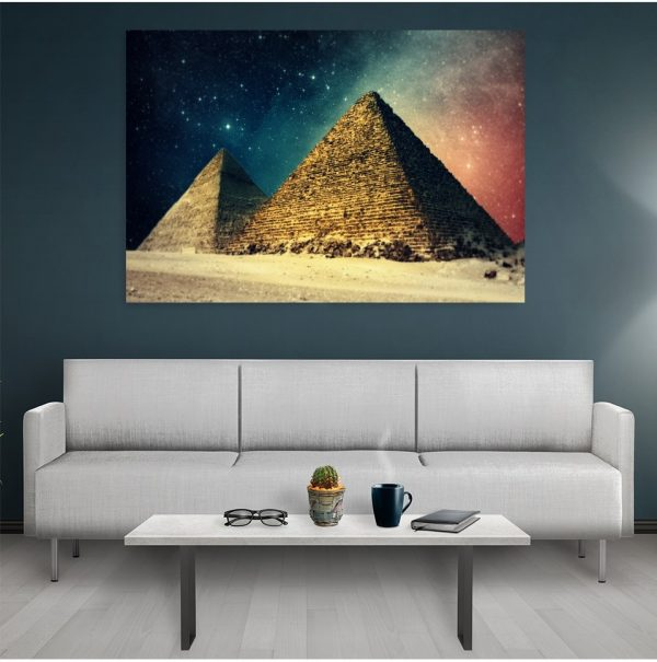 Tablou canvas Egyptian Pyramid