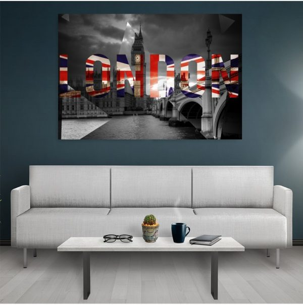 Tablou canvas London