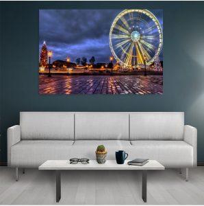 Tablou canvas Place de la Concorde