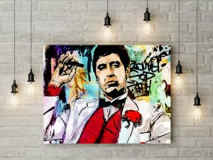 Tablou canvas Tony Montana