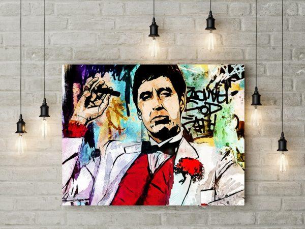 Tablou canvas Tony Montana
