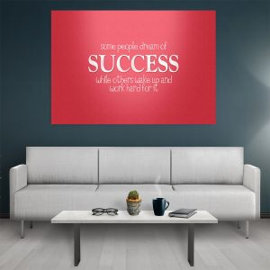 Tablou canvas Motivational Success
