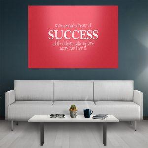 Tablou canvas Motivational Success