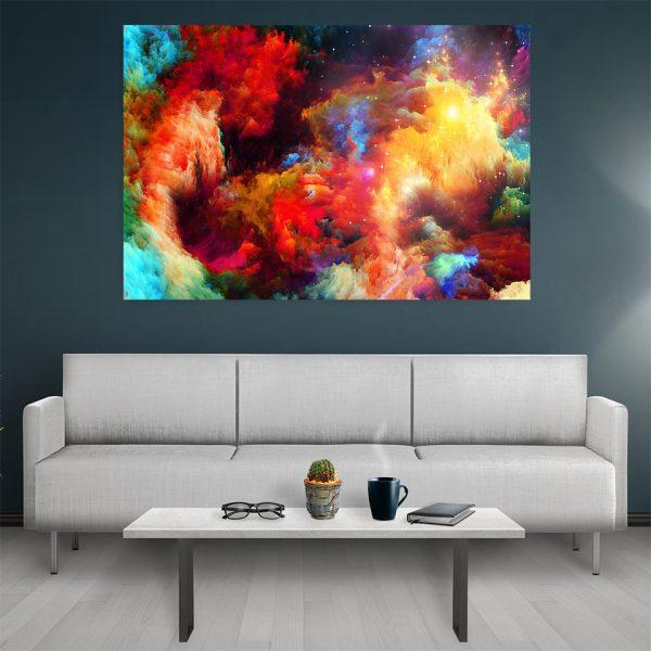 Tablou canvas Color Explosion