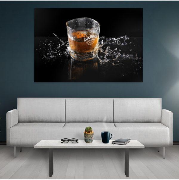 Tablouri moderne bucatarie - Jack Daniels