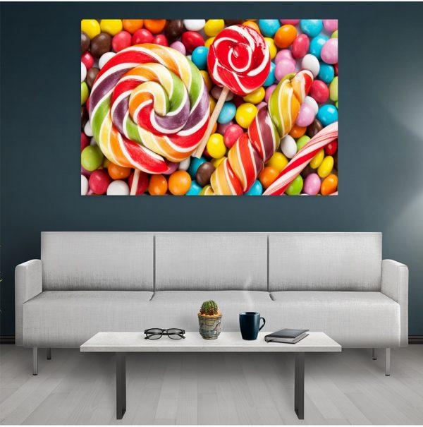 Tablouri moderne bucatarie Lollipops