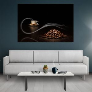 Tablouri Canvas Bucatarie Morning Coffee