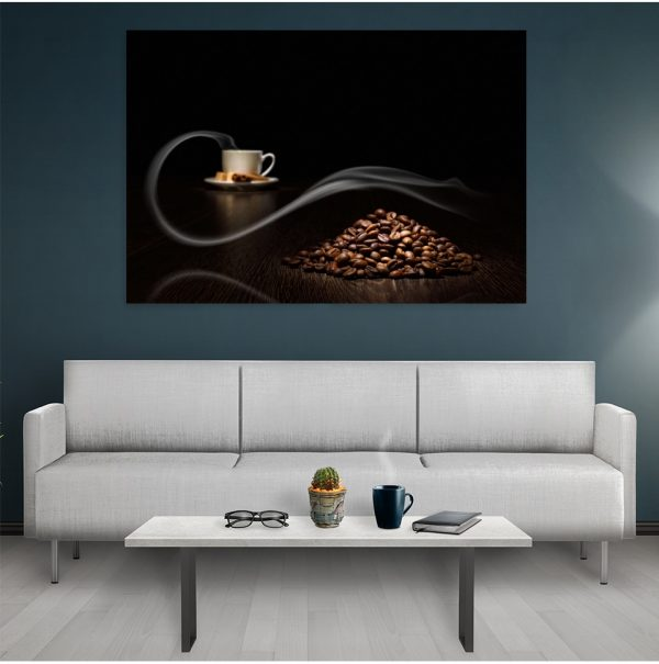 Tablouri Canvas Bucatarie Morning Coffee