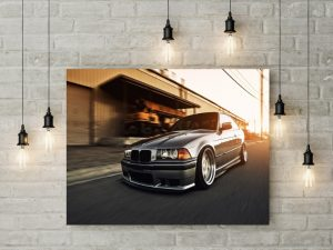Tablou canvas BMW E36