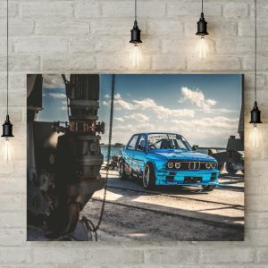 Tablou canvas BMW E30