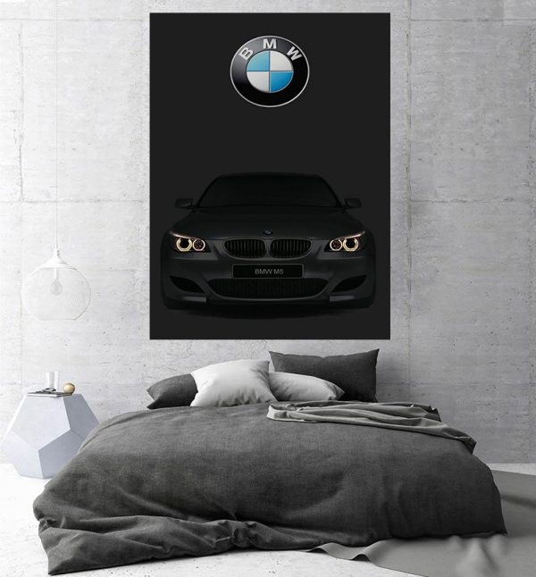 Tablou Canvas BMW Logo